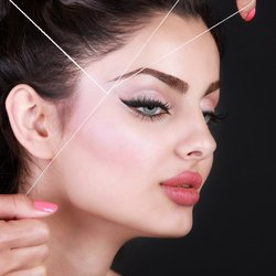 What is Threading?   Indian Brow & Henna Boutique
